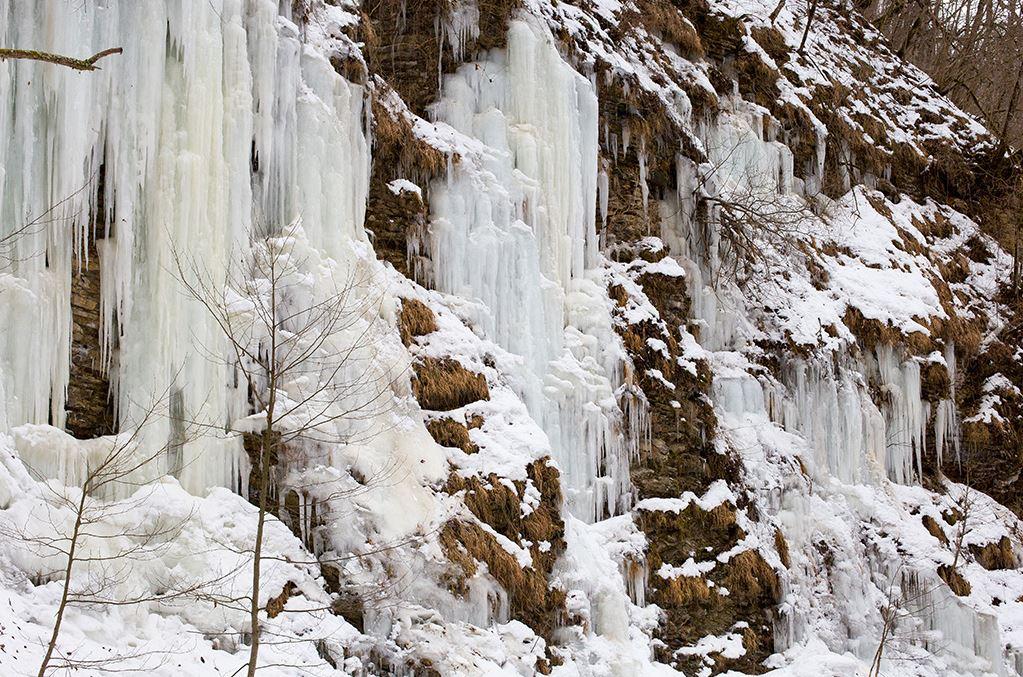 Новый год в снежных горах Адыгеи