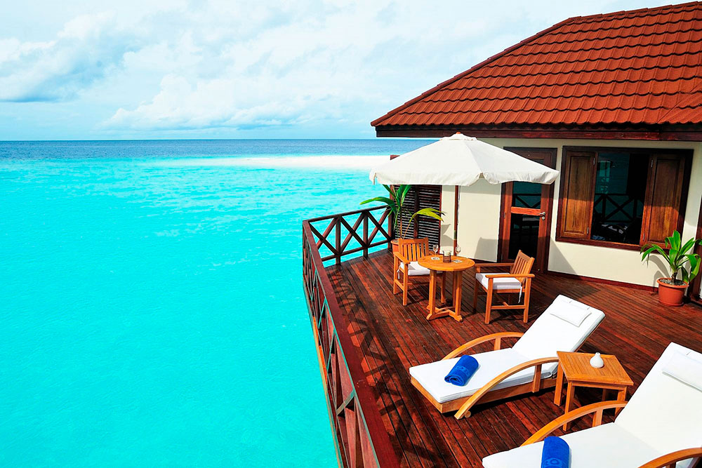 ROBINSON CLUB NONU & ROBINSON CLUB MALDIVES