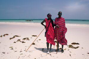 Новый год на острове Занзибар